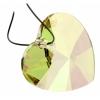 28mm Luminous Green Crystal